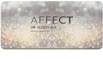 Affect Glossy Box üres mágneses smink paletta