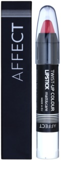 Affect Twist-up Colour pflegender Lippenstift mit Matt-Effekt
