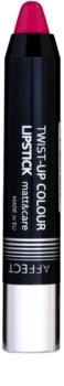 Affect Twist-up Colour Nourishing Lipstick with Matte Effect