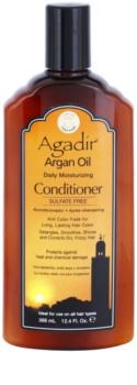 Agadir Daily Moisturzing feuchtigkeitsspendender Conditioner für trockenes und gefärbtes Haar