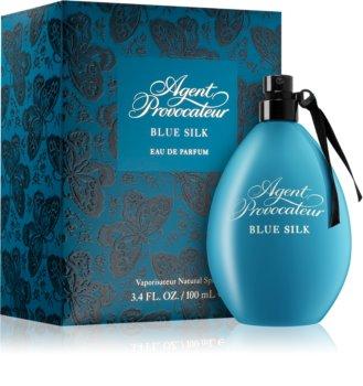 Agent Provocateur Blue Silk Eau de Parfum Für Damen 100 ml