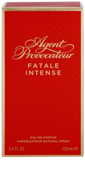 Agent Provocateur Fatale Intense Eau de Parfum for Women 100 ml