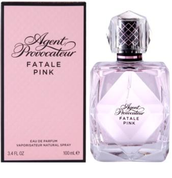 Agent Provocateur Fatale Pink Eau de Parfum για γυναίκες 100 μλ