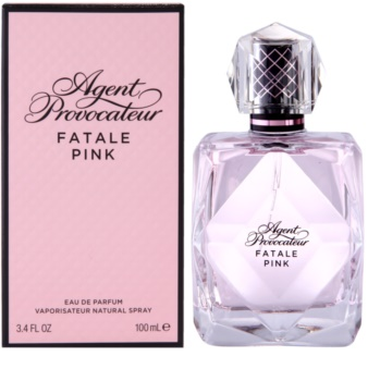 Agent Provocateur Fatale Pink Eau de Parfum for Women 100 ml