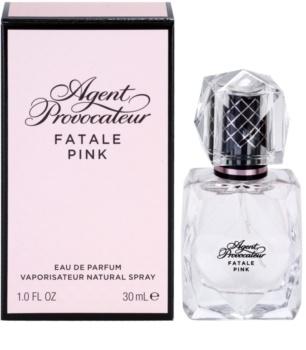 Agent Provocateur Fatale Pink Eau de Parfum für Damen 30 ml