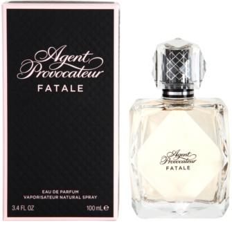 Agent Provocateur Fatale Eau de Parfum voor Vrouwen  100 ml