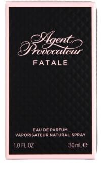 Agent Provocateur Fatale woda perfumowana dla kobiet 30 ml