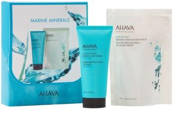 Ahava Marine Minerals zestaw kosmetyków I.