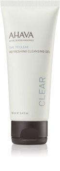 Ahava Time To Clear osvežilni čistilni gel