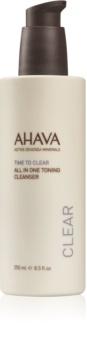 Ahava Time To Clear tonikum pre hĺbkové čistenie