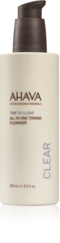 Ahava Time To Clear Tonikum zur Tiefenreinigung