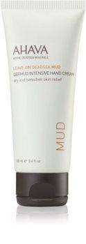 Ahava Dead Sea Mud intenzívny krém na ruky pre suchú a citlivú pokožku