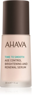 Ahava Time To Smooth posvetlitveni in obnovitveni serum