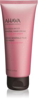 Ahava Dead Sea Water Cactus & Pink Pepper mineralna krema za roke