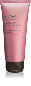 Ahava Dead Sea Water Cactus & Pink Pepper mineralna krema za ruke