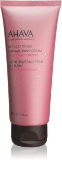 Ahava Dead Sea Water Cactus & Pink Pepper minerálny krém na ruky