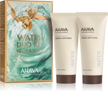 Ahava Dead Sea Water zestaw kosmetyków I.