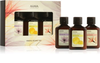 Ahava Mineral Botanic kozmetički set I.