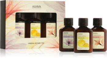 Ahava Mineral Botanic zestaw kosmetyków I.