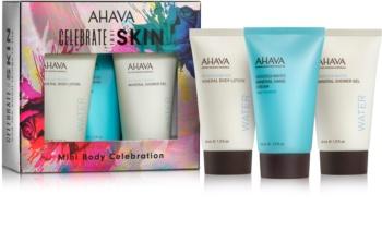 Ahava Dead Sea Water kosmetická sada IV.