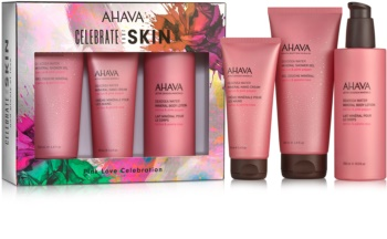 Ahava Dead Sea Water Cactus & Pink Pepper Kosmetik-Set  I.