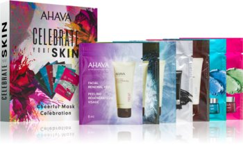 Ahava Cheerful Mask Celebration Kosmetik-Set