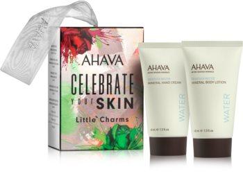 Ahava Dead Sea Water zestaw kosmetyków III.