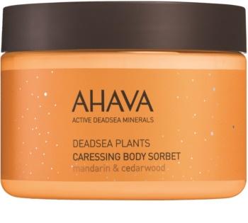 Ahava Dead Sea Plants nežni sorbet za telo