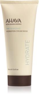 Ahava Time To Hydrate hydratační krémová maska