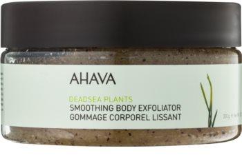 Ahava Dead Sea Plants vyhlazující tělový peeling