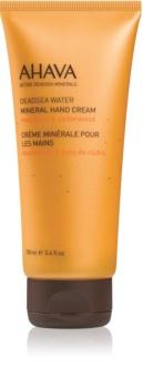 Ahava Dead Sea Water Mandarin & Cedarwood mineralna krema za ruke