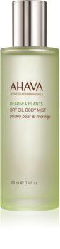 Ahava Dead Sea Plants Prickly Pear & Moringa suho olje za telo v pršilu