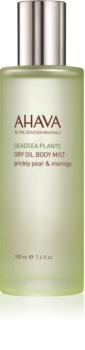 Ahava Dead Sea Plants Prickly Pear & Moringa suho ulje za tijelo u spreju