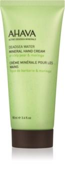 Ahava Dead Sea Water Prickly Pear & Moringa Mineral-Creme für die Hände