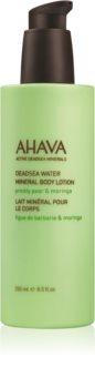 Ahava Dead Sea Water Prickly Pear & Moringa mineralno mlijeko za tijelo