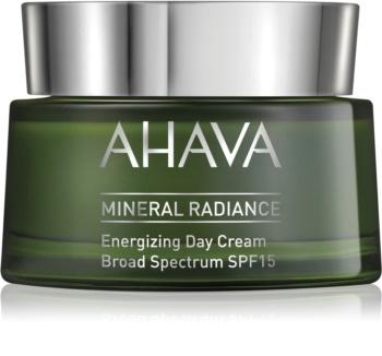 Ahava Mineral Radiance energizující denní krém SPF 15