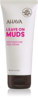 Ahava Dead Sea Mud globinsko vlažilna krema za obraz