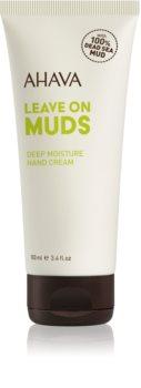 Ahava Dead Sea Mud hloubkově hydratační krém na ruce