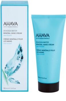 Ahava Deadsea Water Sea Kissed Mineral-Creme für die Hände