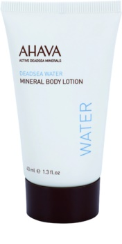 Ahava Dead Sea Water minerální tělové mléko