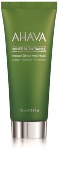 Ahava Mineral Radiance detoksująca maseczka błotna do twarzy