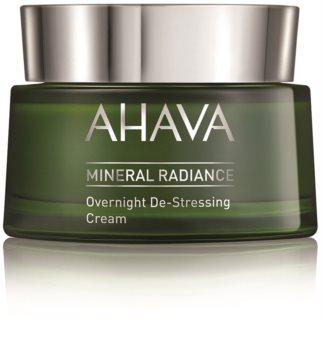 Ahava Mineral Radiance antistresový nočný krém