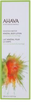 Ahava Deadsea Water Prickly Pear & Moringa Mineral-Bodymilch