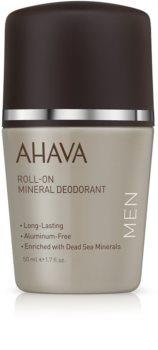 Ahava Time To Energize Men dezodorant mineralny w kulce