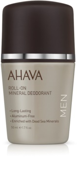 Ahava Time To Energize Men Mineral-Deodorant Roll-On