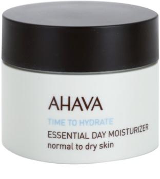 Ahava Time To Hydrate dnevna hidratantna krema za normalnu i suhu kožu lica
