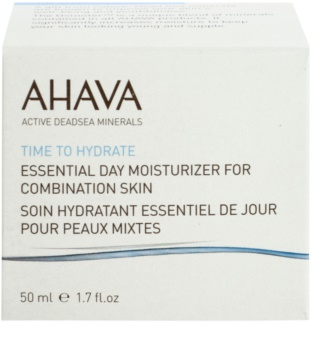 Ahava Time To Hydrate denní hydratační krém pro smíšenou pleť