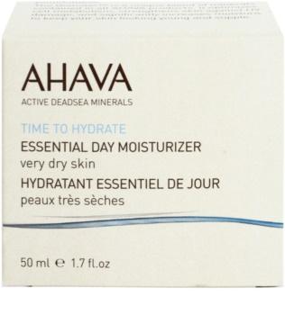 Ahava Time To Hydrate denný hydratačný krém pre veľmi suchú pleť
