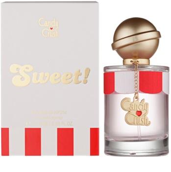 Air Val Candy Crush Sweet eau de parfum para niños 75 ml