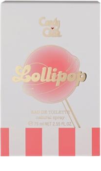 Air Val Candy Crush Lollipop Eau de Toilette para crianças 75 ml